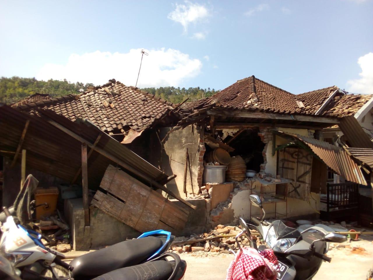 Tiba di Lombok, Relawan Marah Gara-Gara Ini