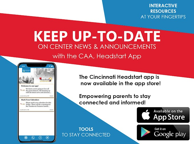 Cincinnati Head Start Mobile Phone App Keeps You Connected