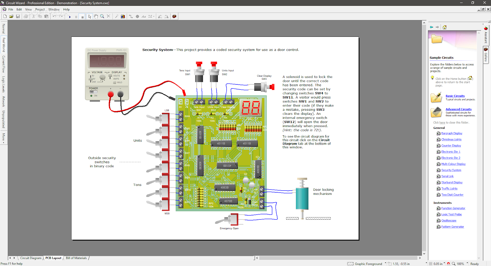Kumpulan Skema Elektronika Untuk Hoby Download Software Elektro Circuit Simulation And Pcb Design With Tina A Tool That Combines Cad Cam Manufacturing In One Package Wizard Is Available