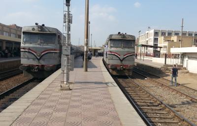 توقيت المواعيد الجديدة للقطارات طوال شهر رمضان 2019