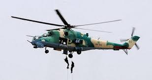 Air force jets bomb Benue villages