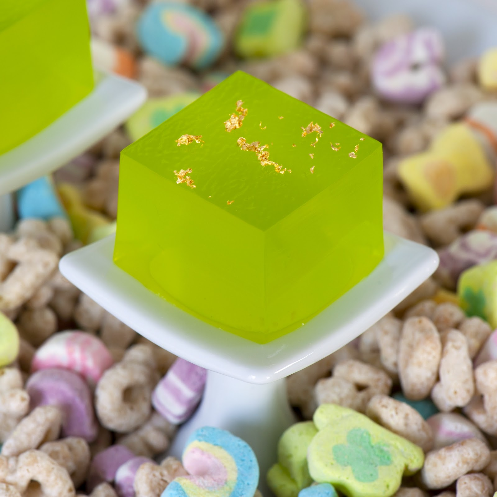 Image result for Lucky Melon Jello Shots