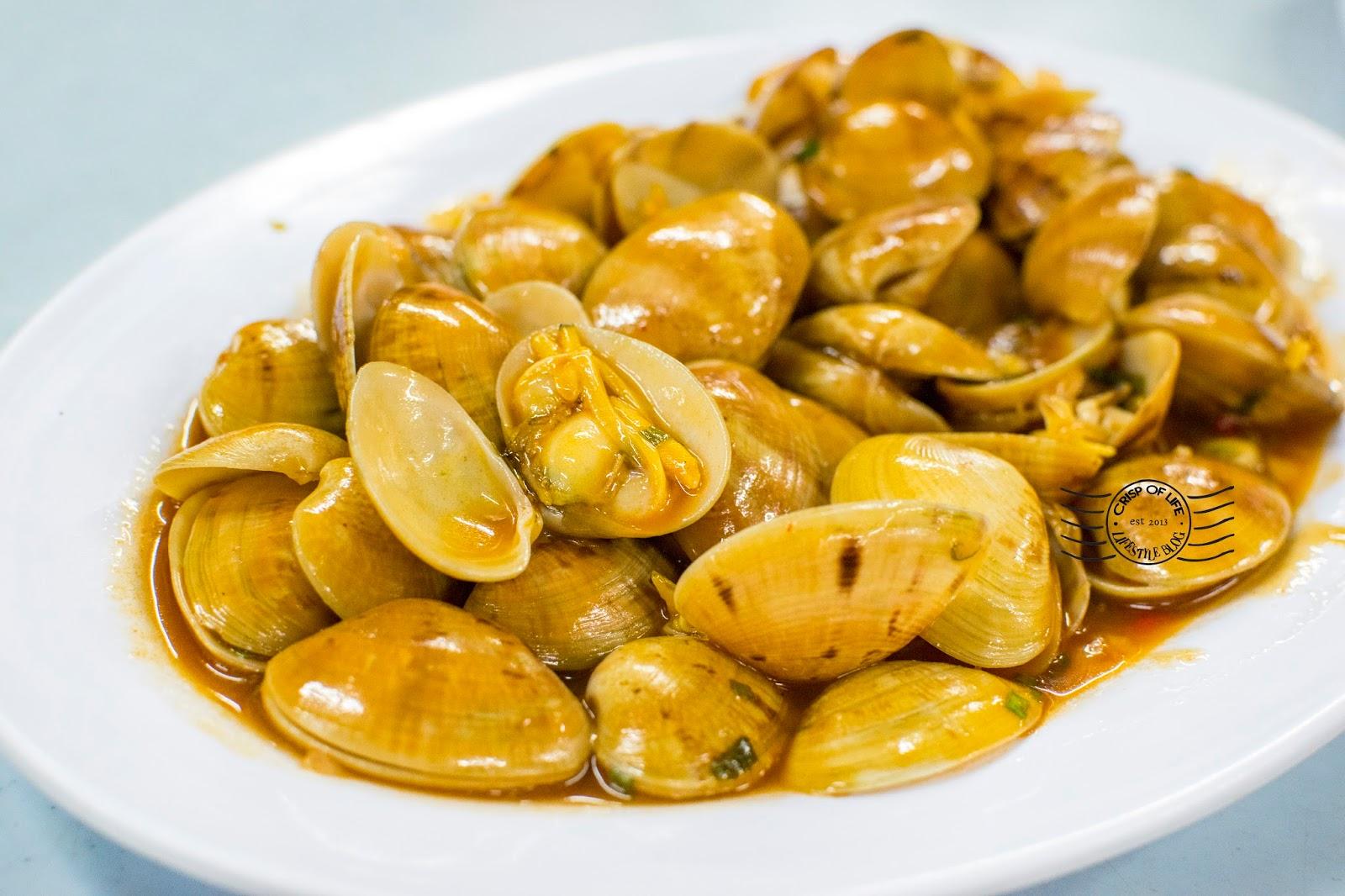 Good Friend Restaurant Teluk Kumbar Seafood, Penang