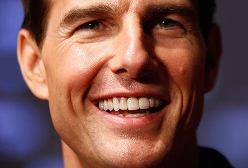 Tom Cruise Teeth | Cel...