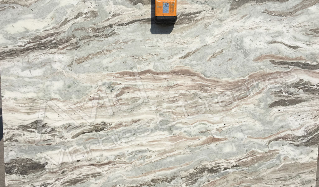 Fantasy Brown Quartzite Slabs Granites Marble