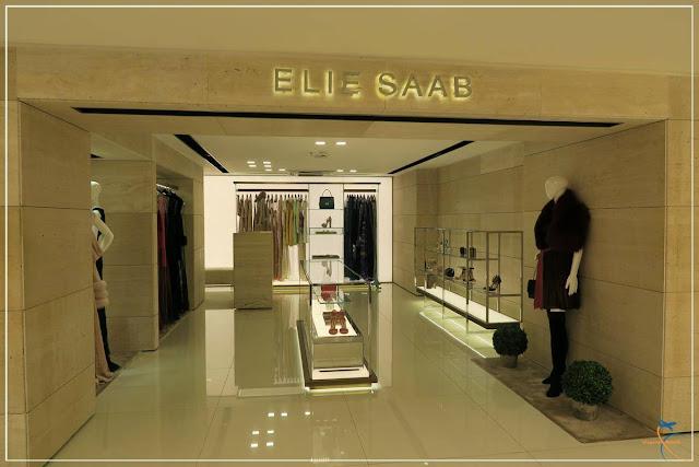 Elie Saab  para SAX Department