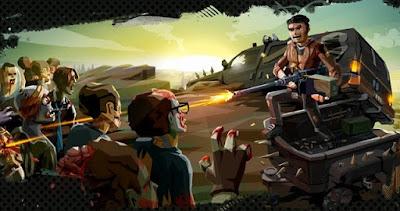تحميل لعبة The Walking Zombie 2 مهكرة للأندرويد (Mod)