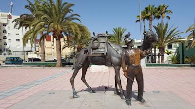 statua cammello