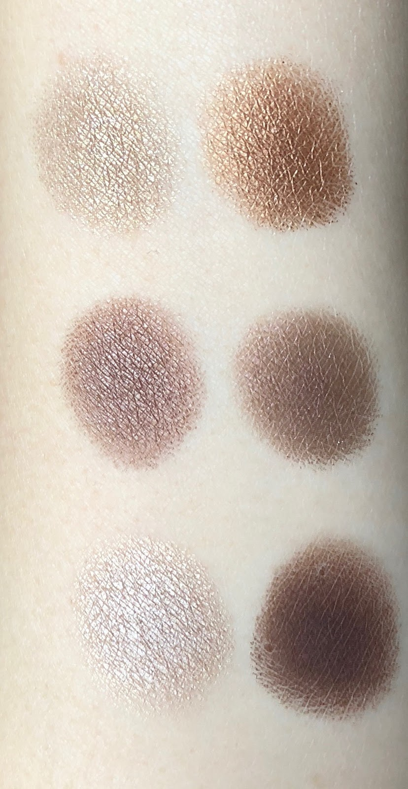 Pat McGrath MTHRSHP Subliminal Platinum Bronze swatches review
