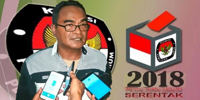 Ketua Komisi Pemilihan Umum (KPU) Kota Tual, Ibrahim Faqih menyatakan sesuai dengan jadwal tahapan dan program massa pengumuman dan tanggapan masyarakat terkait dengan Data Pemilihan Sementara (DPS) yang ditetapkan oleh KPU Kota Tual berakhir pada tanggal 2 April 2018.