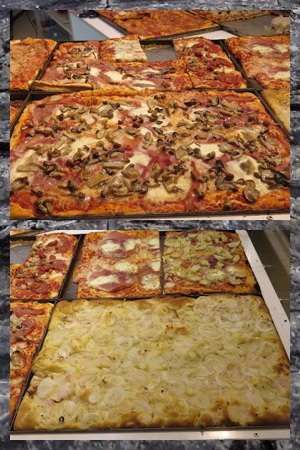 Weekend City Break in Bergamo Italy: Pizza