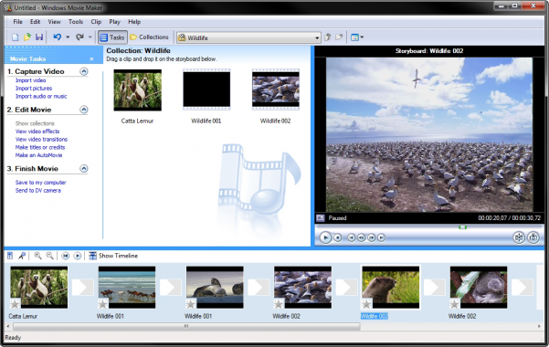 Cara Membuat Video Mudah Menggunakan Windows Movie Maker