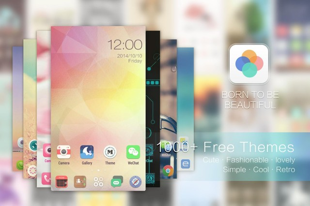 Cheetah Launcher Fast and Beautiful Theme For Android Mobile