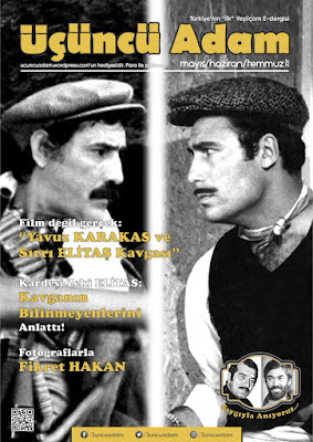 Üçüncü Adam (Mayıs – Haziran - Temmuz) - Yavuz Karakaş, Sırrı Elitaş