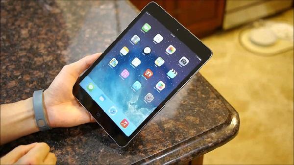 Thay mặt kính iPad Mini 2