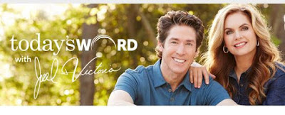 Saying What David Said by Joel Osteen