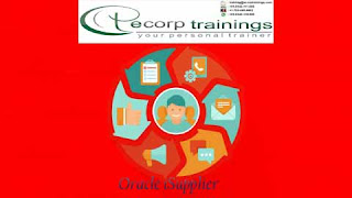 Oracle iSupplier Training in Hyderabad India