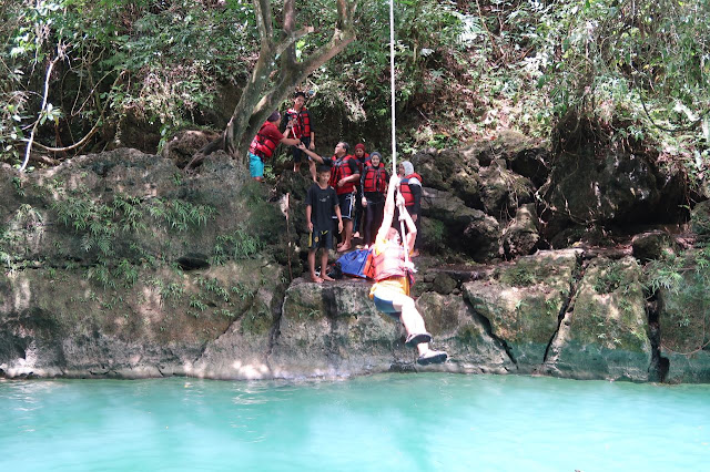 Sungai Citumang Body Rafting