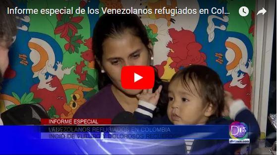 Aumenta el número de venezolanos pidiendo refugio en el exterior