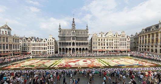 Airfare Price Alert: NY to Brussels Roundtrip $359 Christmas!