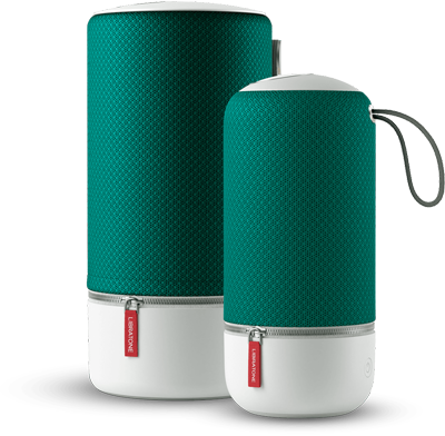 Libratone's cute Zipp a pair of and Zipp mini a pair of speakers escort Alexa