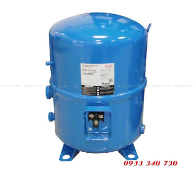 Thay block máy nén (lốc máy lạnh ) Danfoss 9hp MT100 giá bao nhiêu
