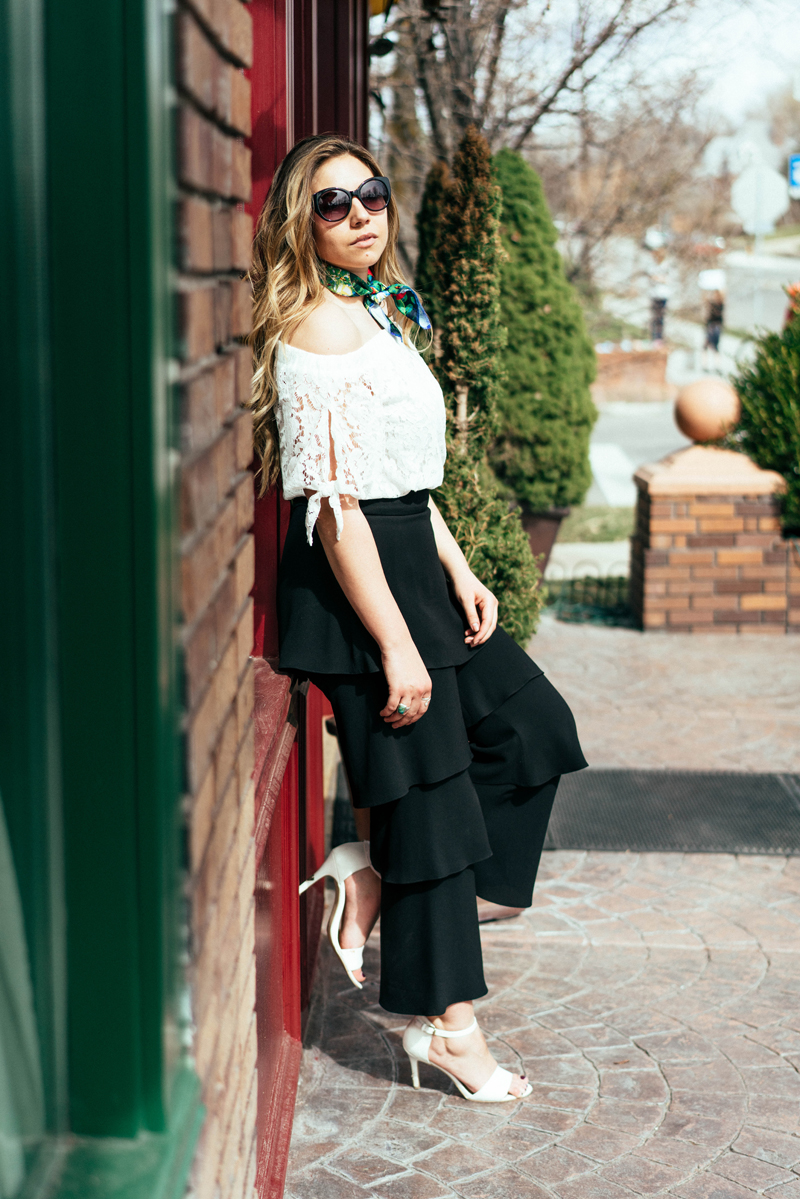 chic style, edgy style, uptown girl
