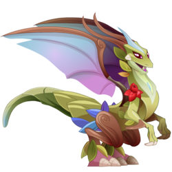 Flora Dragon (Adult)