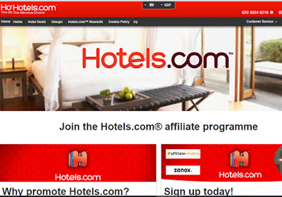 Hotel.com offers everything you need when it comes to hotel booking