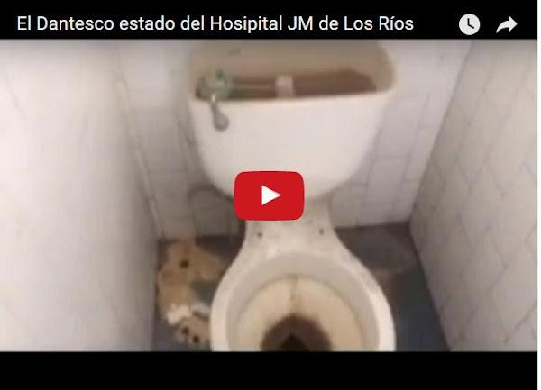 Hospital JM de los Ríos parece estar en Siria