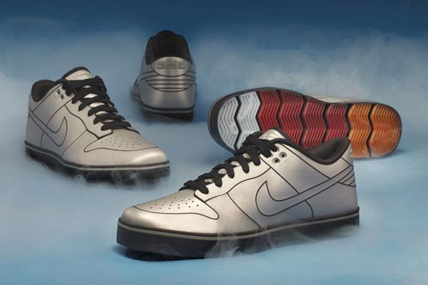 291dbf8514 DeLorean e PlayStation ganham coleções comemorativas. Seguidamente a moda  utiliza ícones de diversas gerações em suas criações. Nike acaba de divulgar  duas ...