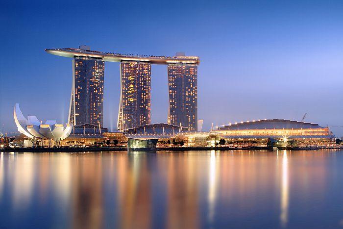 Marina Sands Bay – Singapore