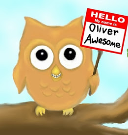 Oliver Awesome gives a hoot about writing