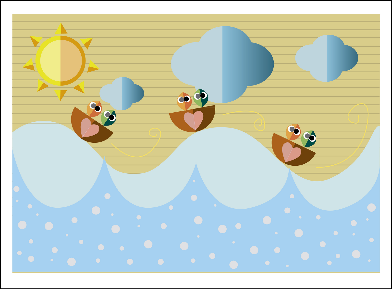 Ludmila Blanco: Ilustraciones Infantiles