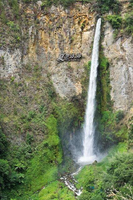 Piso Sipiso Waterfall