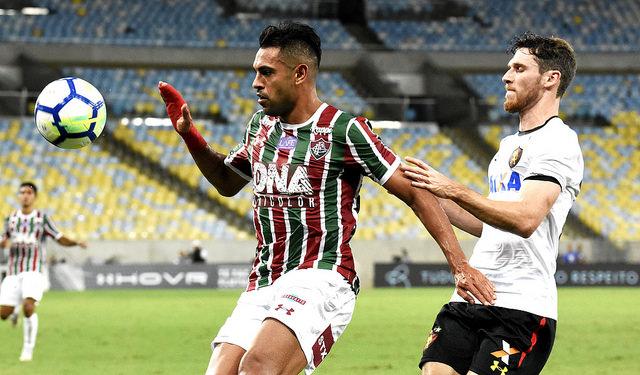 Ainda sem marcar pelo Fluminense 5e831d359ed6b