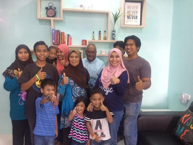 Adni Suite Homestay Seri Manjung | Puan Hidayah Family