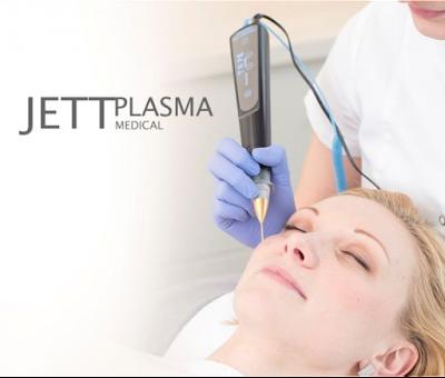 Zabiegi z użyciem Jett Plasma Lift Medical