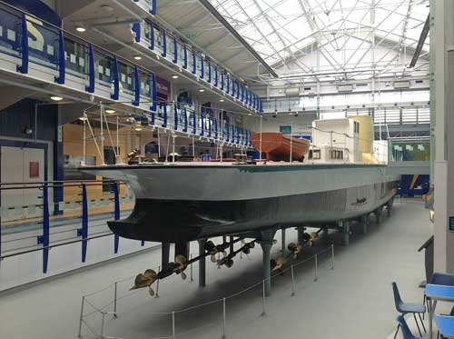 Discovery Museum Newcastle.