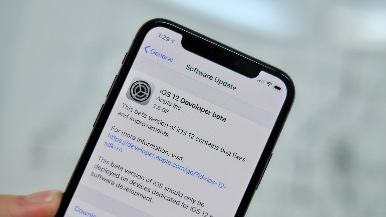 Apple Releases Fourth Beta Of iOS 12, tvOS 12, And watchOS 5