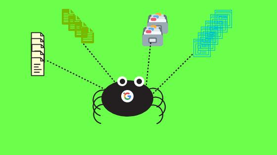 How Google spider work?