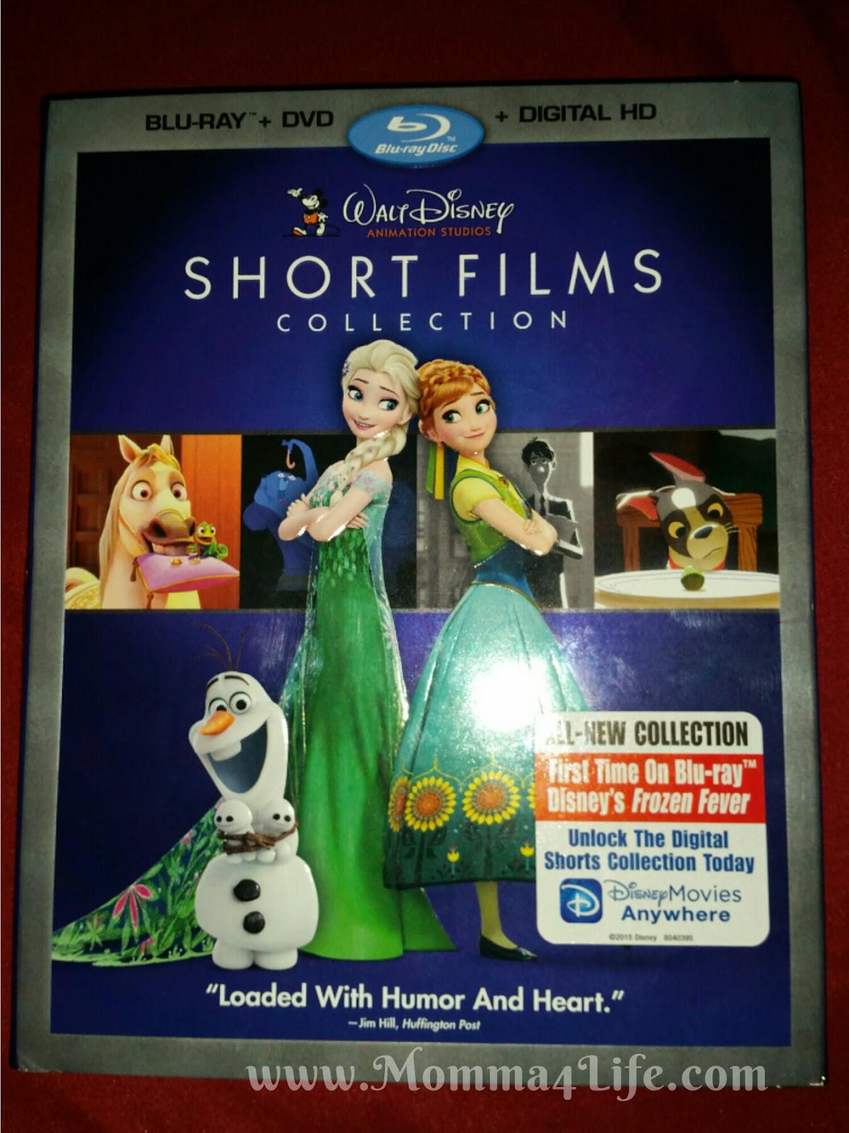 Momma4life Walt Disney Animation Studios Short Films Collection On