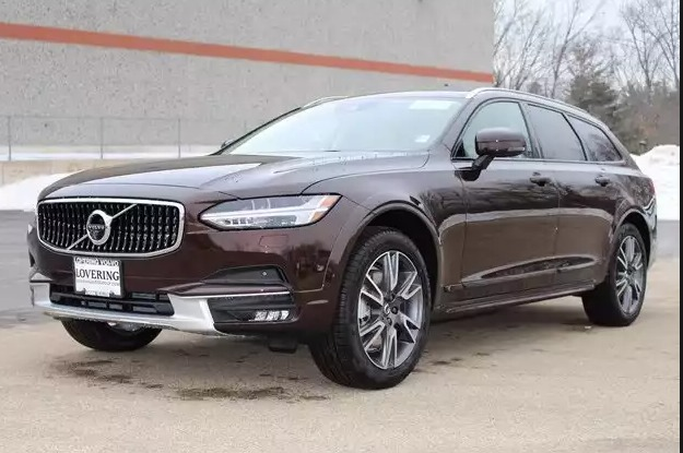 Mechanical Test Of 2017 Volvo V90 Cross Country T6 AWD