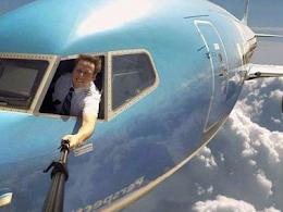Kejadian Paling Aneh di Atas Pesawat