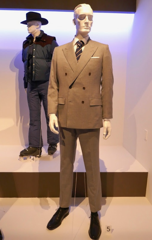 Kingsman 2 Harry Hart movie costume
