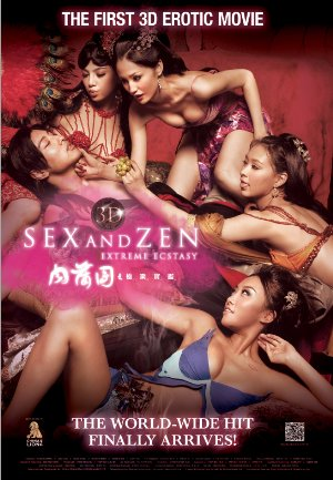 Film 3D Sex and Zen: Extreme Ecstasy (2011)