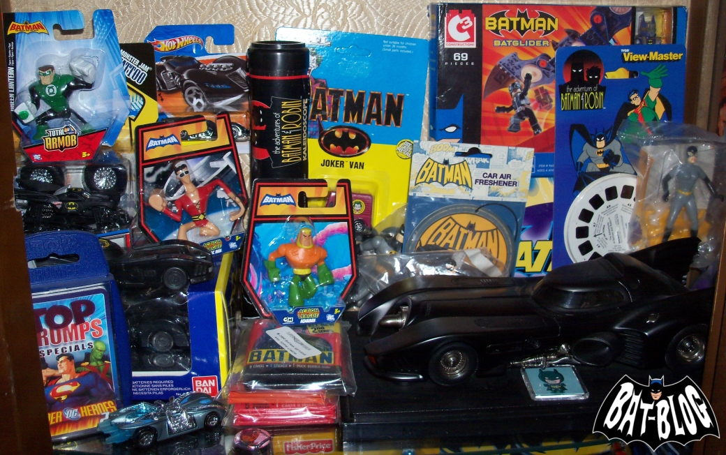 Really Really Cool Toys : Martyn s very cool batman toys and action figure