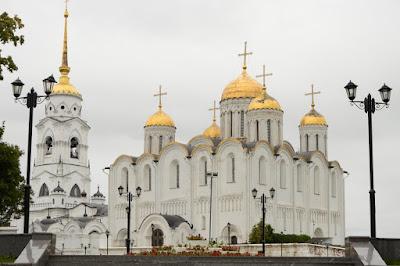 imagen de catedral de Vladimir