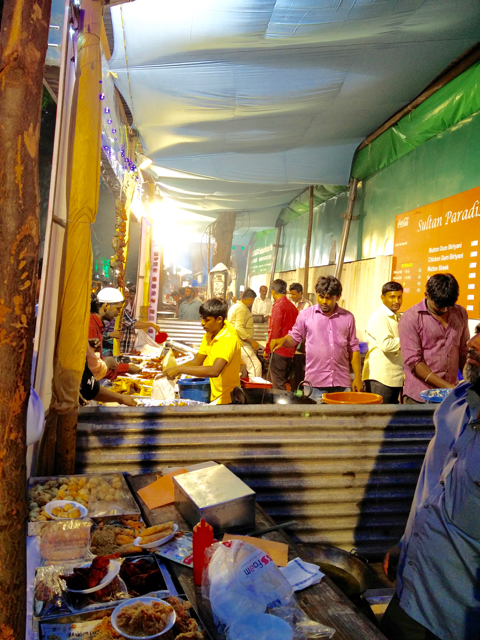 Ramzan Special, around Hotel Empire, Koramangala