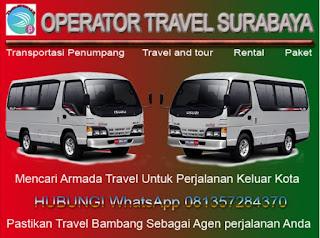 Daftar Travel Surabaya